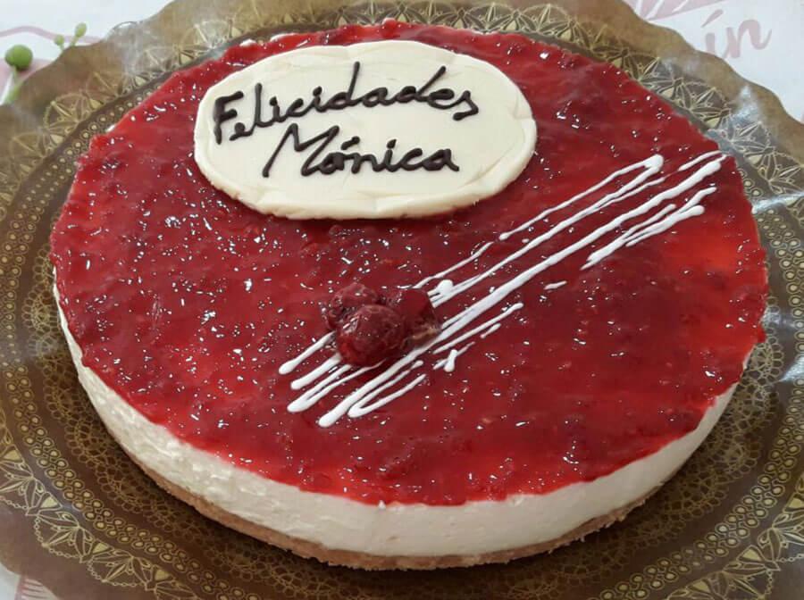 tartas por encargo en Villalba